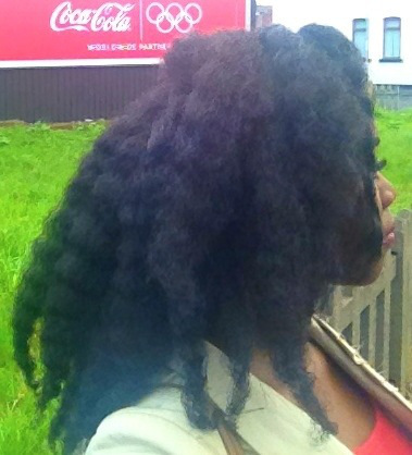 my african hairitage