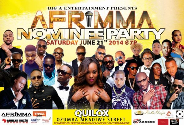 AFRIMMA 2014 - Bellanaija - June2014002