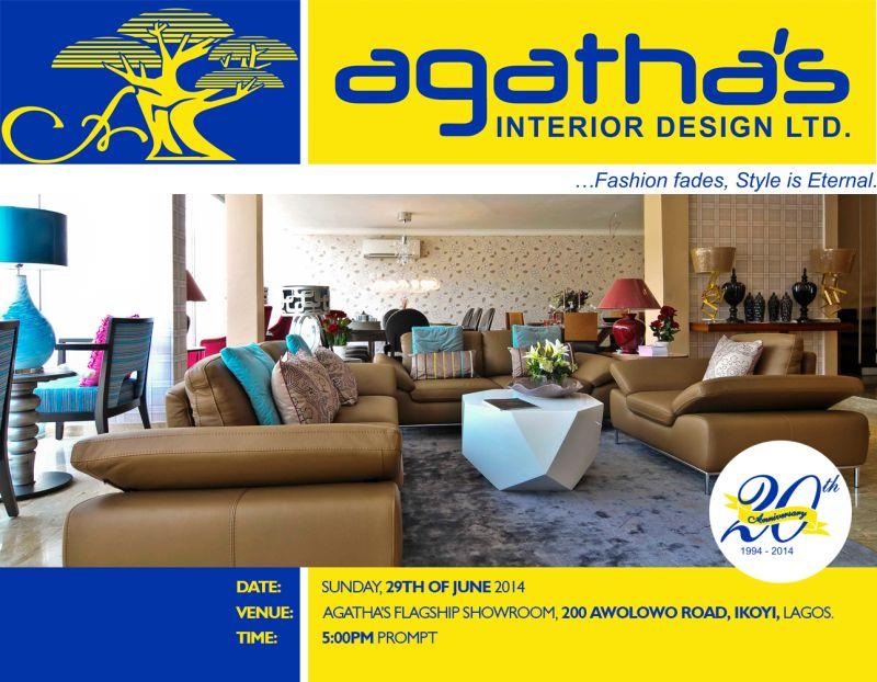 Agatha's Interiror June 2014 - BellaNaija.com 01. Interior design ...