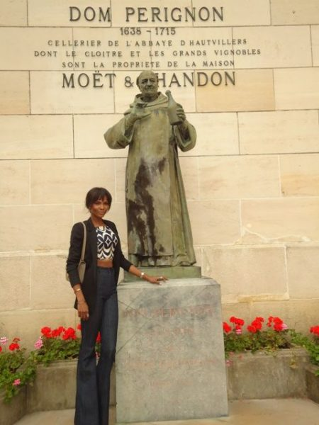 Agbani Darego's France Experience - June 2014 - BellaNaija.com 01005