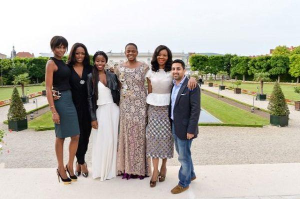 Agbani Darego's France Experience - June 2014 - BellaNaija.com 01012