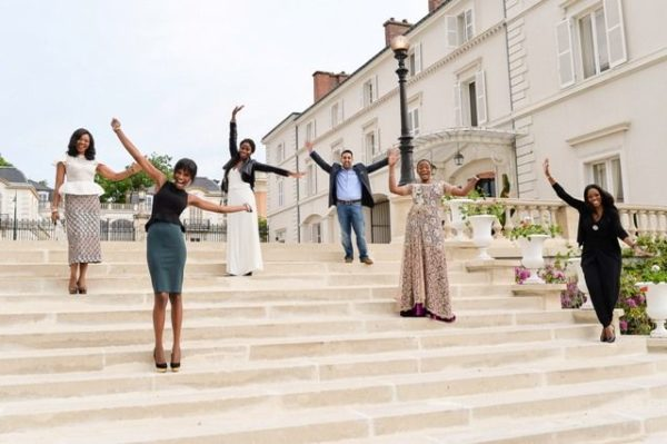 Agbani Darego's France Experience - June 2014 - BellaNaija.com 01014