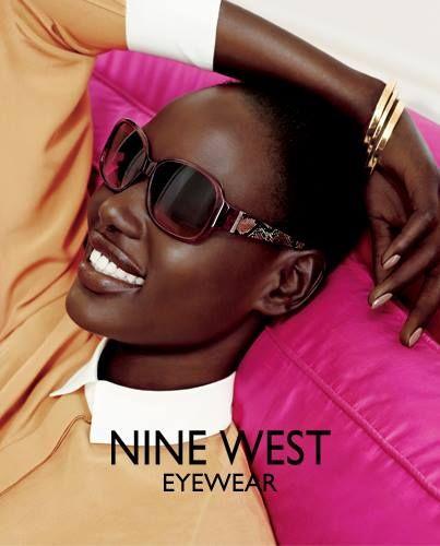 Ajak Deng for Nine West 2014 Ad Campaign - BellaNaija - May2014005