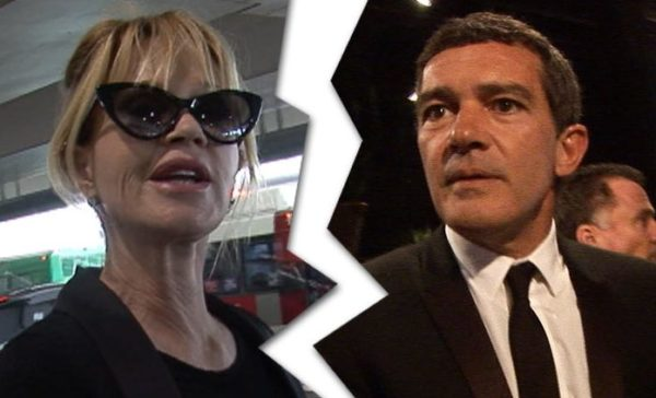 Antonio Banderas & Melanie Griffith - June 2014 - BellaNaija,com