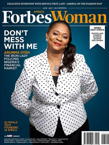 Arunma Oteh - June 2014 - BellaNaija,com