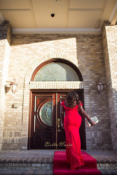 BellaNaija Weddings - BN Bridal Shower - Tolu Kara -34. Her entrance into the castle