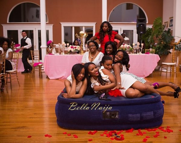 BellaNaija Weddings - BN Bridal Shower - Tolu Kara -66. Team winners