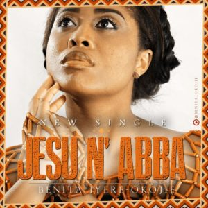 Benita - Jesu N'Abba Art - BellaNaija - June - 2014