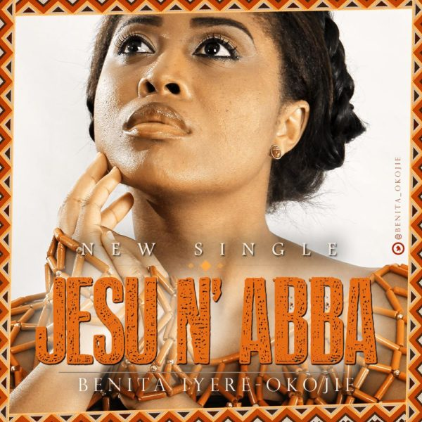 Benita - Jesu N'Abba Art - BellaNaija - June - 2014