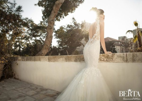 Berta Wedding Dresses - Summer Edition 2014 013