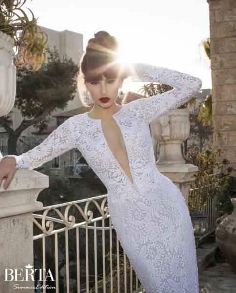 Berta Wedding Dresses - Summer Edition 2014 016