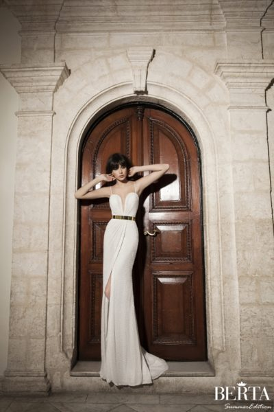 Berta Wedding Dresses - Summer Edition 2014 019
