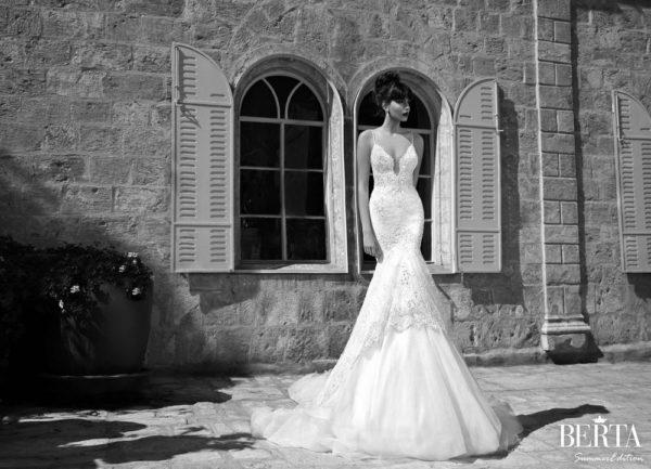Berta Wedding Dresses - Summer Edition 2014 02