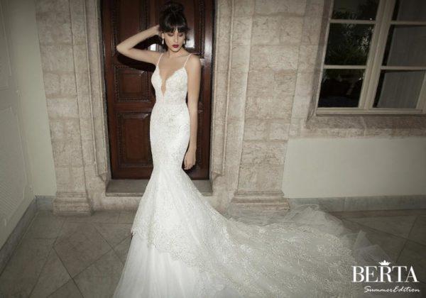 Berta Wedding Dresses - Summer Edition 2014 05