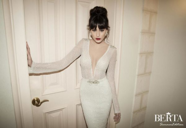 Berta Wedding Dresses - Summer Edition 2014 06