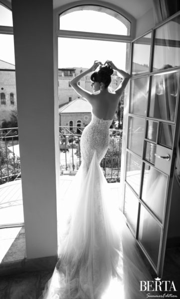 Berta Wedding Dresses - Summer Edition 2014 08