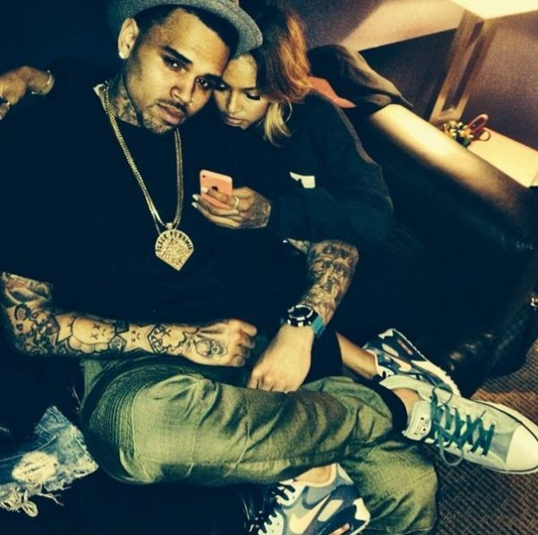 Chris Brown & Karrueche - June 2014 - BellaNaija.com 01