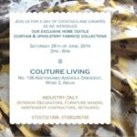 Couture Living Exclusive Home Textile Showcase - Bellanaija - June 2014