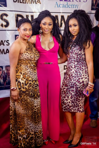 Darima's Dilemma Premiere in Lagos i- June 2014 - BellaNaija.com 01032