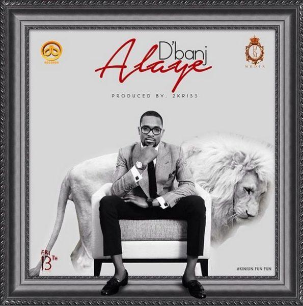 D'banj - Alaye - BN Music - June 2014 - BellaNaija.com 01