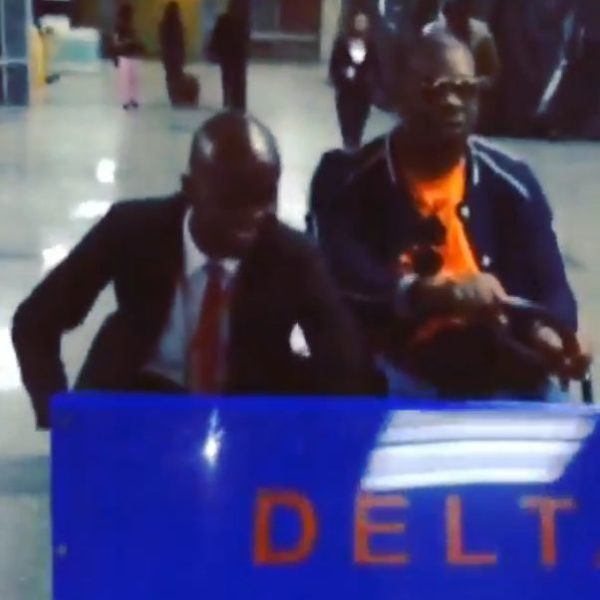 Don Jazzy - Delta Airlines - June 2014 - BellaNaija.com