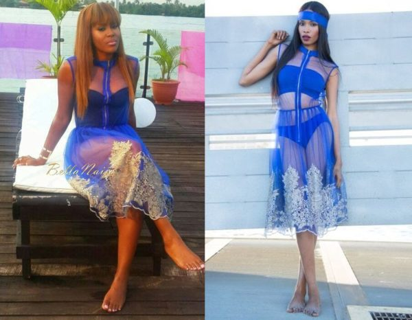 Emma Nyra in Vonne Couture - BN Style - June 2014 - BellaNaija.com 01