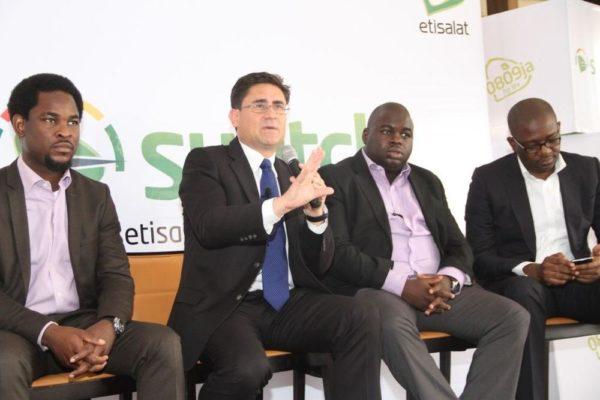 Enitan Denloye; Matthew Willsher; Idowu Adesokan and Oluwole Rawa