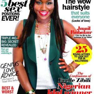 Evelle Zibili - The Redsheet Magazine - June 2014 - BellaNaija.com 02