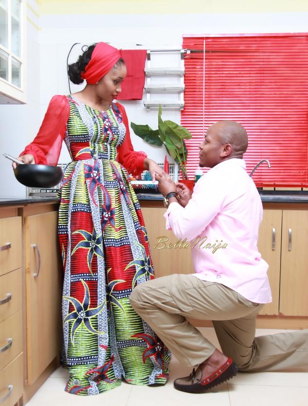 Ewemade Emokpae of Shakara Couture - Pre Wedding Shoot - BellaNaija 0PWP10