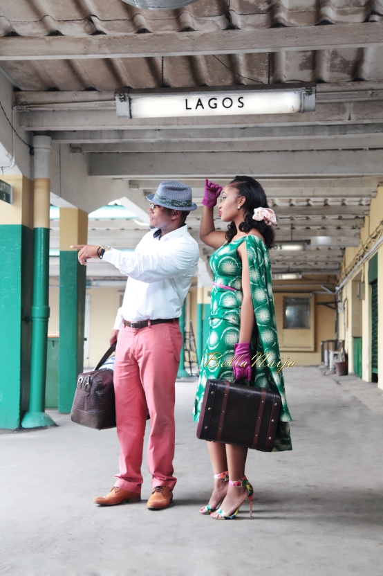 Ewemade Emokpae of Shakara Couture - Pre Wedding Shoot - BellaNaija 0PWP4