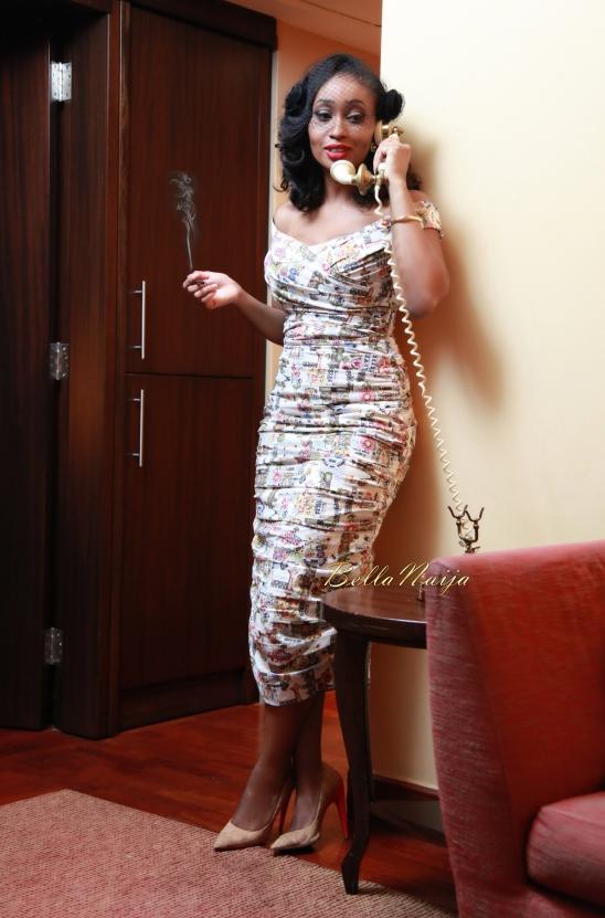 Ewemade Emokpae of Shakara Couture - Pre Wedding Shoot - BellaNaija 0PWP9