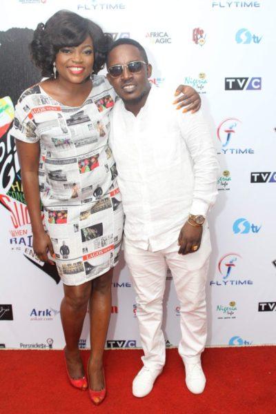 Funke Akindele & MI