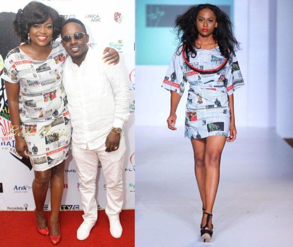 Funke Akindele in Ituen Basi - BN Style - June 2014 - BellaNaija.com 01