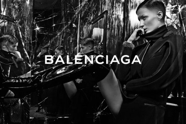 Gisele Bundchen for Balenciaga Ad campaign - Bellanaija - June2014