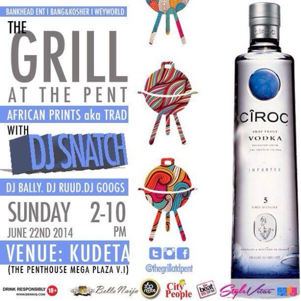 Grill At The Pent