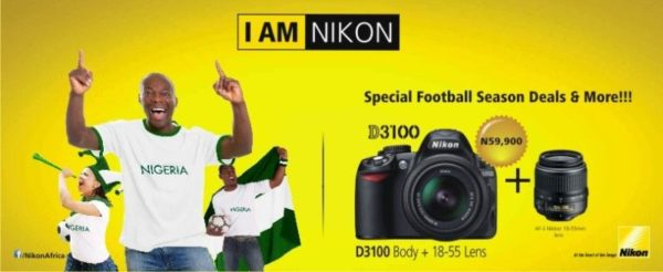 I Am Nikon - Bellanaija - June2014