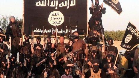 ISIS Bella Naija