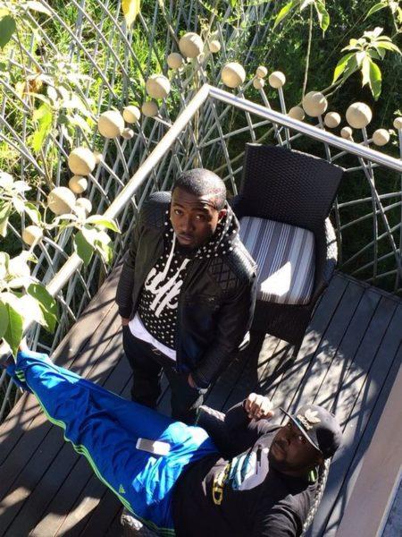 Ice Prince & DJ Caise