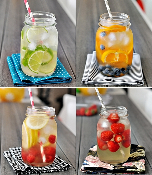 Infused Water - Bellanaija - June 2014002