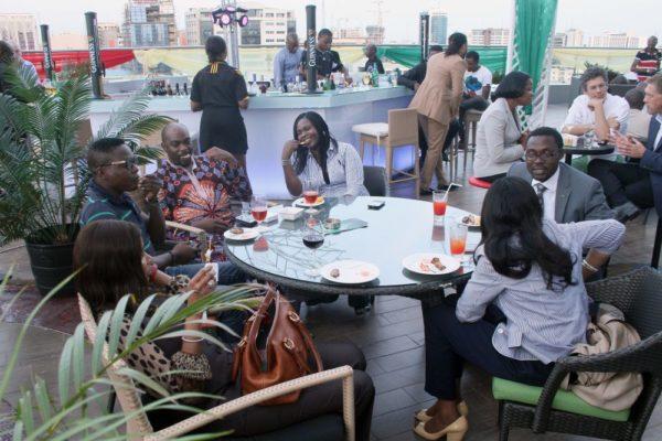 InterContinental Lagos Ariya Terrace Launch- BellaNaija - June2014011
