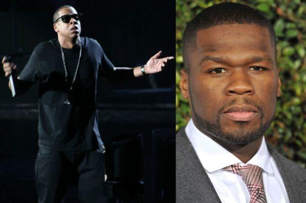 Jay Z & 50 Cent - June 2014 - BellaNaija,com 01
