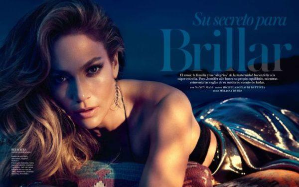 Jennifer Lopez for InStyle Mexico June 2014 - Bellanaija - June 2014002