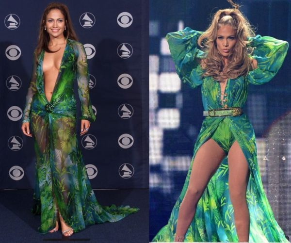 Jennifer Lopez in Versace - June 2014 - BellaNaija,com