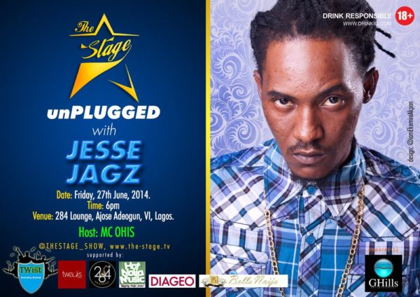 Jesse Unplugged - BellaNaija - June - 2014