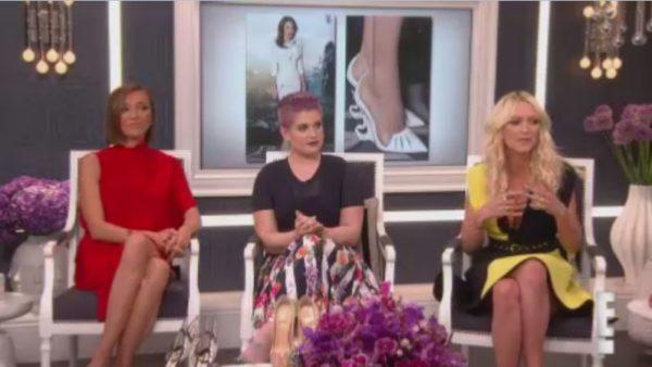 Giulian Rancic, Kelly Osbourne & Zanna