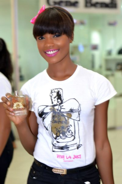 Juicy Couture Fragrance Launch - BellaNaija - June2014002