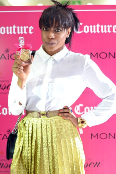 Juicy Couture Fragrance Launch - BellaNaija - June2014045