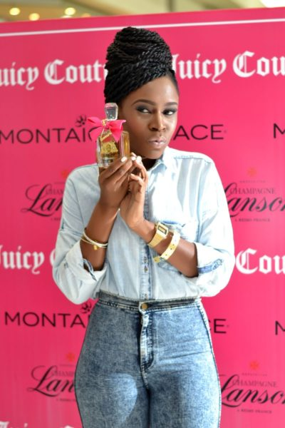Juicy Couture Fragrance Launch - BellaNaija - June2014053