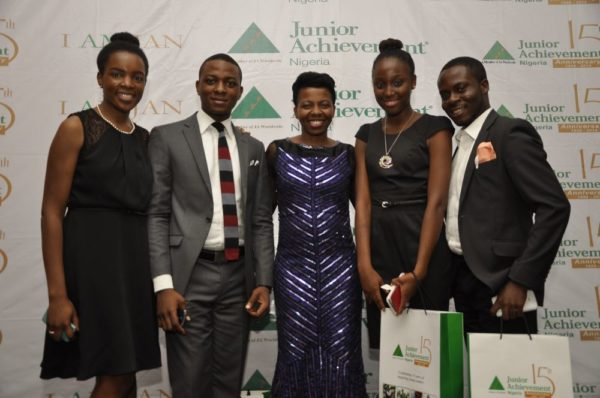 Junior Achievement Nigeria 15th Anniversary - BellaNaija - June2014073