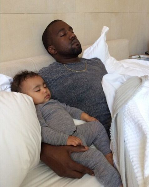 Kanye & North West - June 2014 - BellaNaija.com 01
